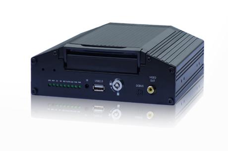 H9008  八路功能型车载硬盘录像机