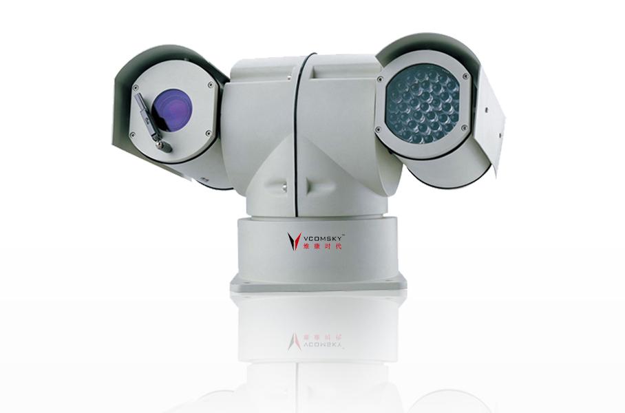 P7001红外云台摄像机 执法车适用